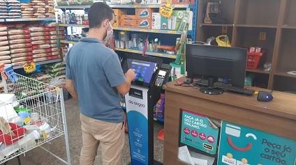Prolagos amplia pontos de autoatendimento em comércios locais