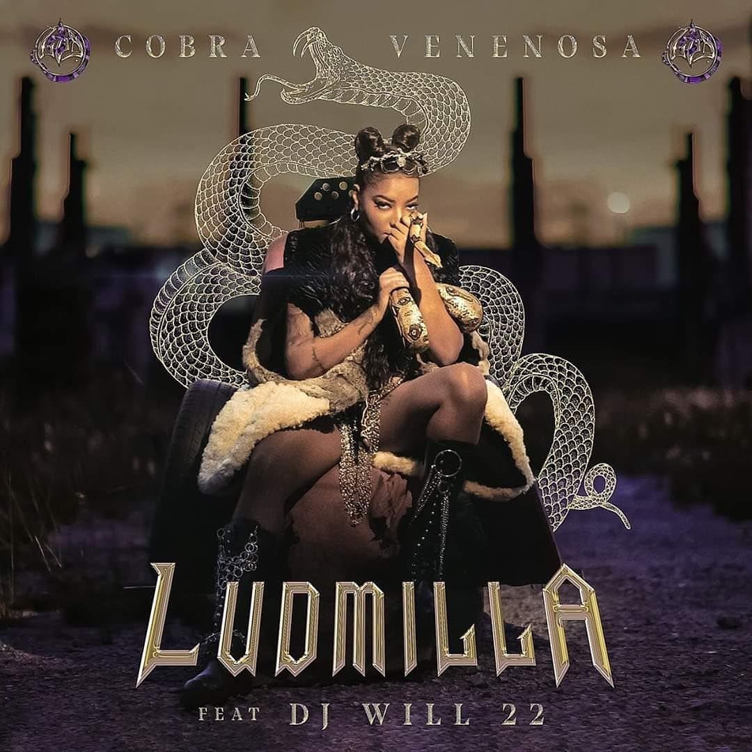 Ludmilla recorre ao DJ Will 22 para soltar 'Cobra venenosa'