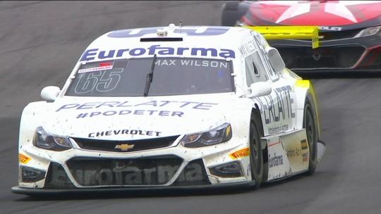 Max Wilson vence corrida 2 da Stock Car em Goiânia