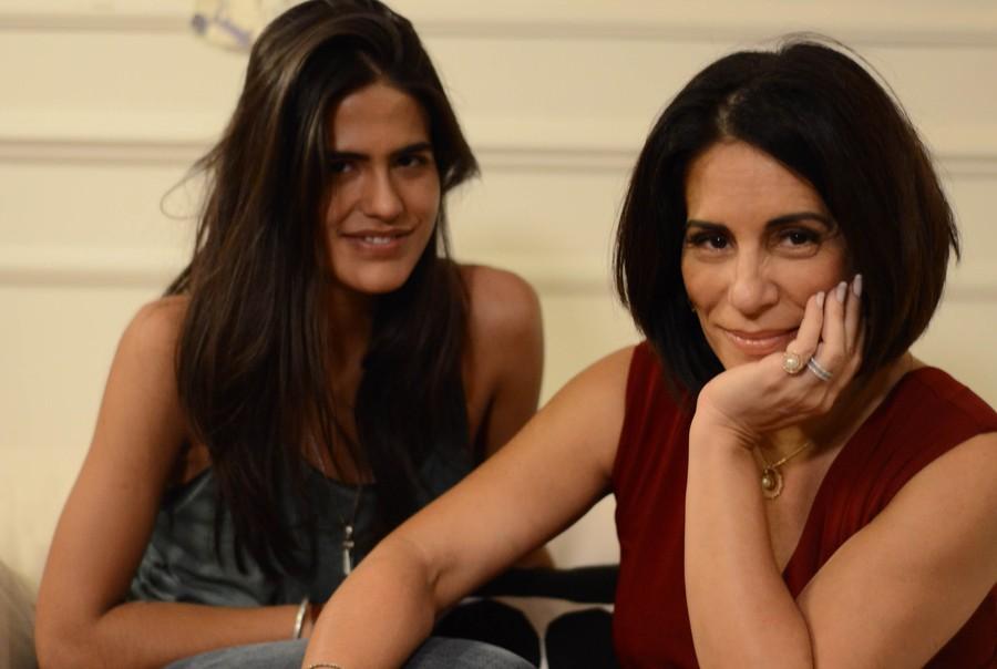 video Gloria Pires e Antonia Morais