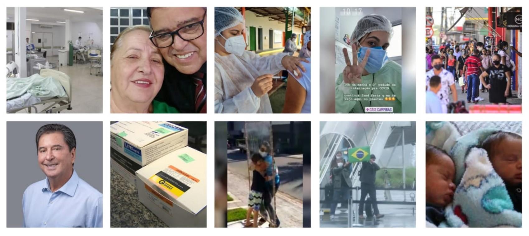 G1 Goiás faz 10 anos: principais fatos da pandemia