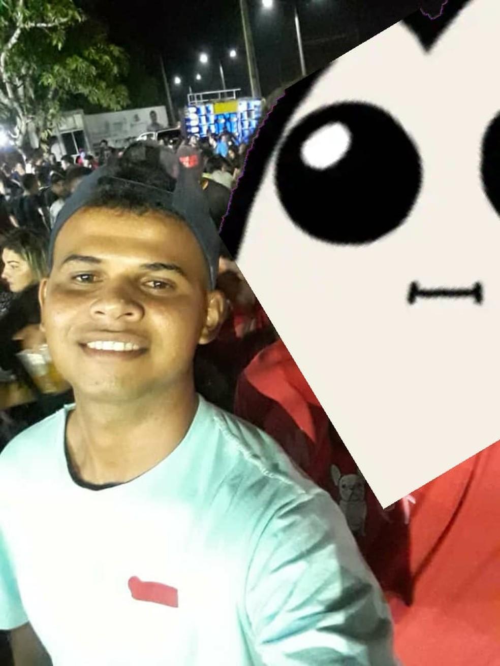 Gabriel Silva Reis tinha 22 anos e foi assassinado a pauladas em Igarapé do Meio — Foto: Divulgação/Polícia