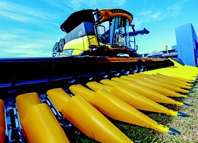 máquina-agrícola-agrishow-feira (Foto: Divulgação/Agrishow)