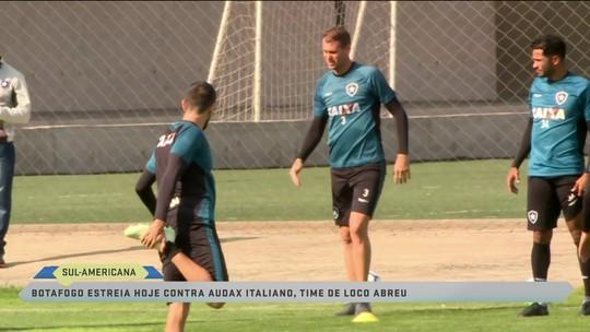 São Paulo, Atlético-PR e Botafogo estão prontos para estreia na Sul-Americana