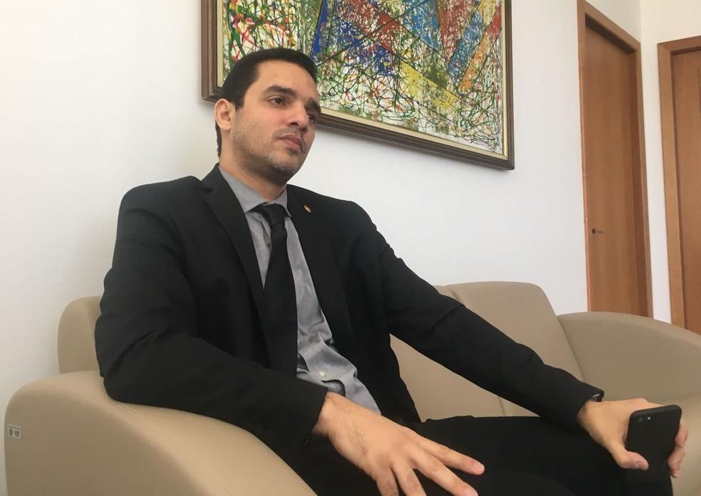 Para promotor Mauro Amorim, praticamente todos os municípios do MA já tiveram ação por improbidade administrativa (Foto: Thiago Amorim/TV Mirante)