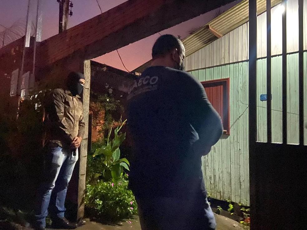 Operação foi deflagrada nesta quarta-feira (2) em três cidades do interior do Acre — Foto: Arquivo/MP-AC