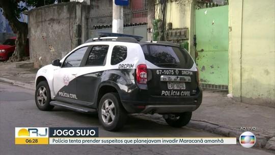 16 são presos suspeitos de planejar invasão à semifinal da Libertadores