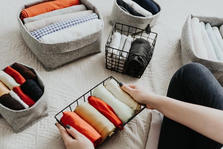 Selecionamos 7 itens para organizar qualquer ambiente da casa (Foto: Getty Images)
