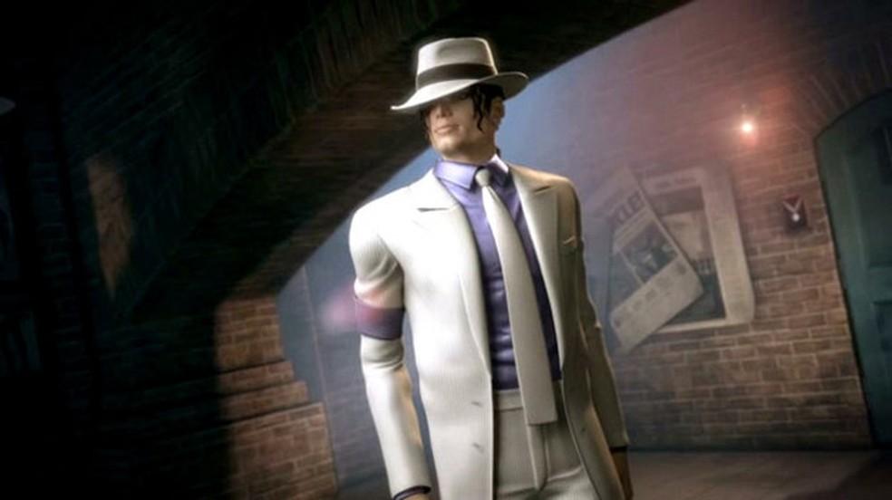Michael Jackson: The Experience cobre bem a parte musical da carreira do cantor (Foto: Reprodução/PlayStation)