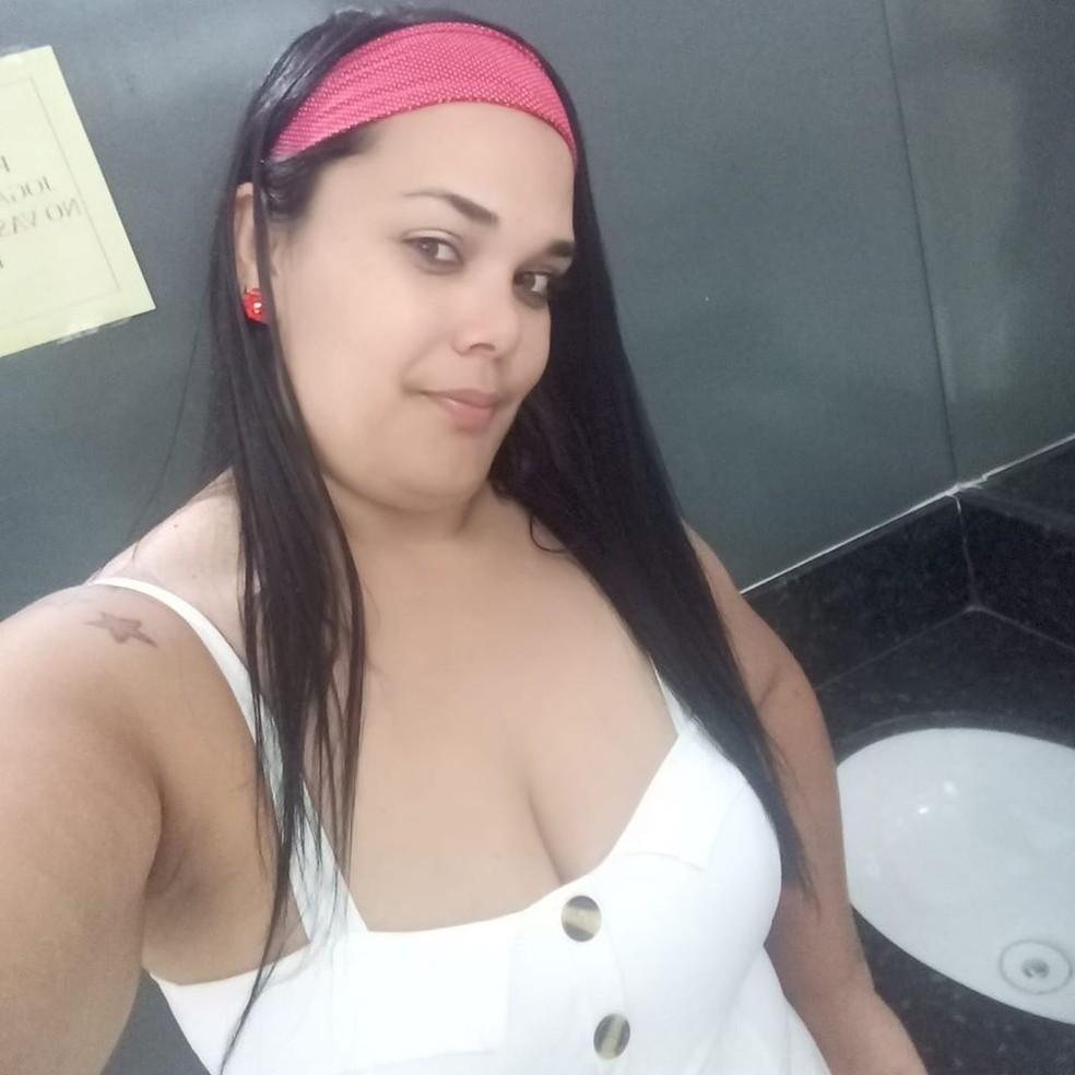 Mulher estava desaparecida em Guarujá, SP — Foto: Reprodução/Facebook