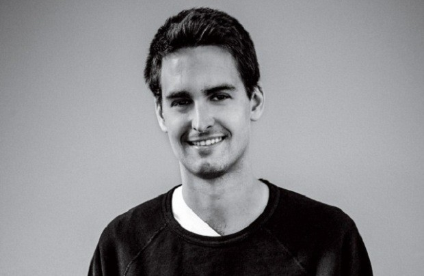 Evan Spiegel - corte home (Foto: Getty Images)