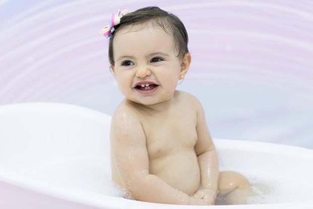 Antonella, filha de Li Martins (Foto: Thalita Castanho/Divulgação)