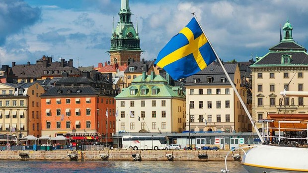 Suécia (Foto: Shutterstock)