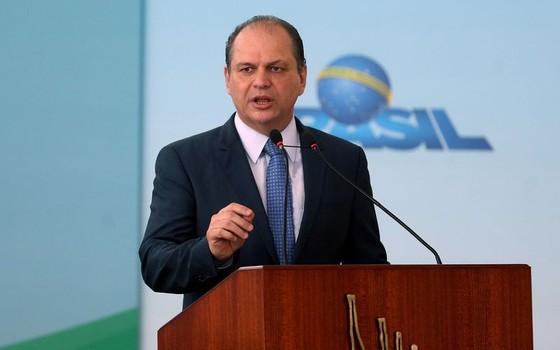 O ministro da Saúde, Ricardo Barros (Foto: O ministro da Saúde, Ricardo Barros)