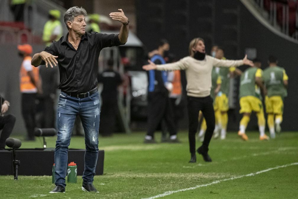 Feito gigante: Renato se torna o segundo t�cnico com mais vit�rias na hist�ria da Libertadores