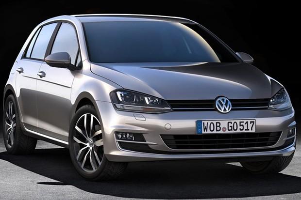 Volkswagen Golf sétima geração (Foto: Divulgação )