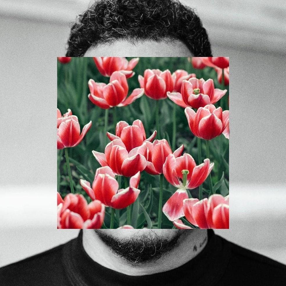 Capa do álbum 'Amar é para os fortes', de Marcelo D2 (Foto: Divulgação)