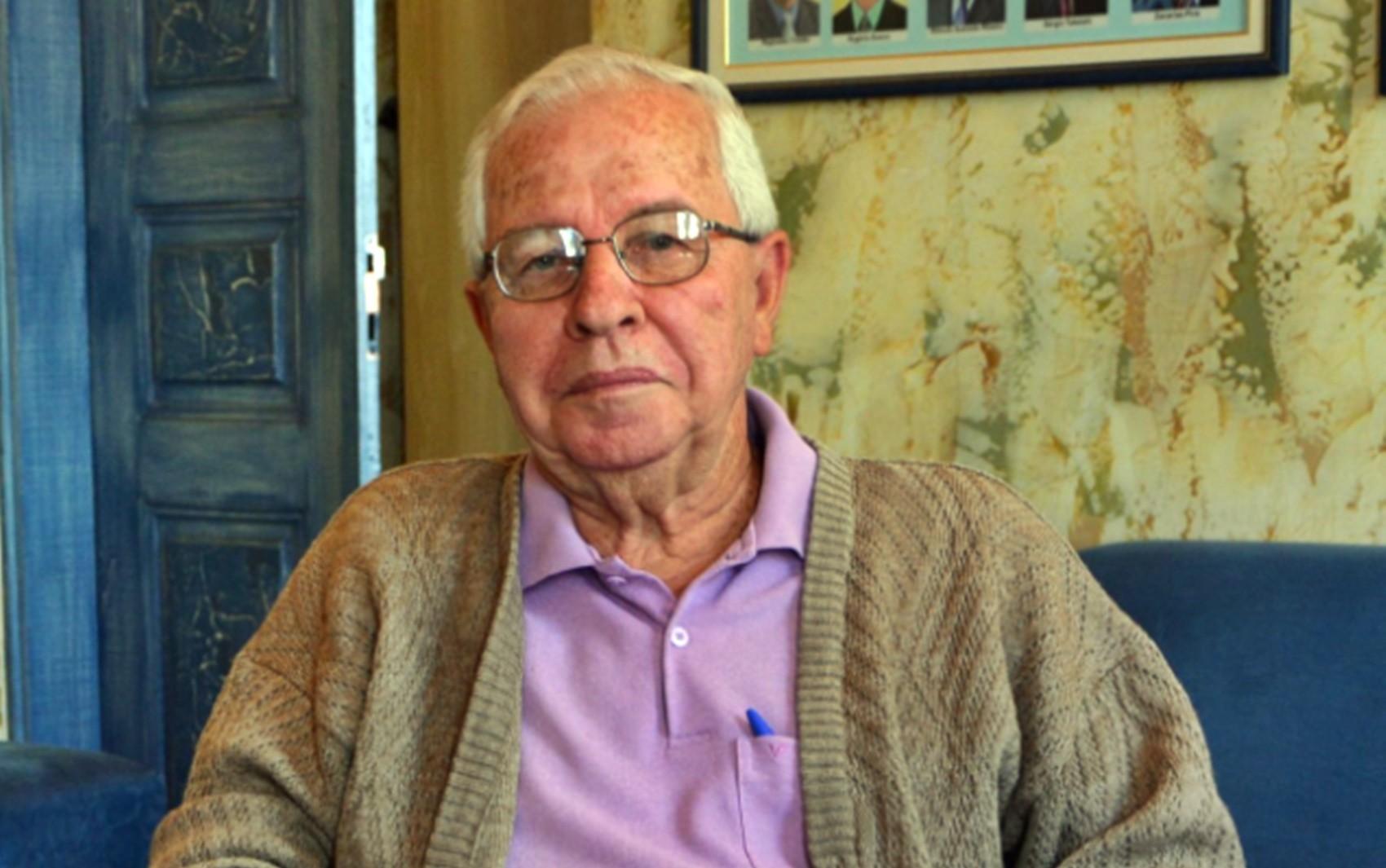 Ex-vereador Júlio Cazelato morre aos 78 anos, vítima de câncer, em Varginha, MG