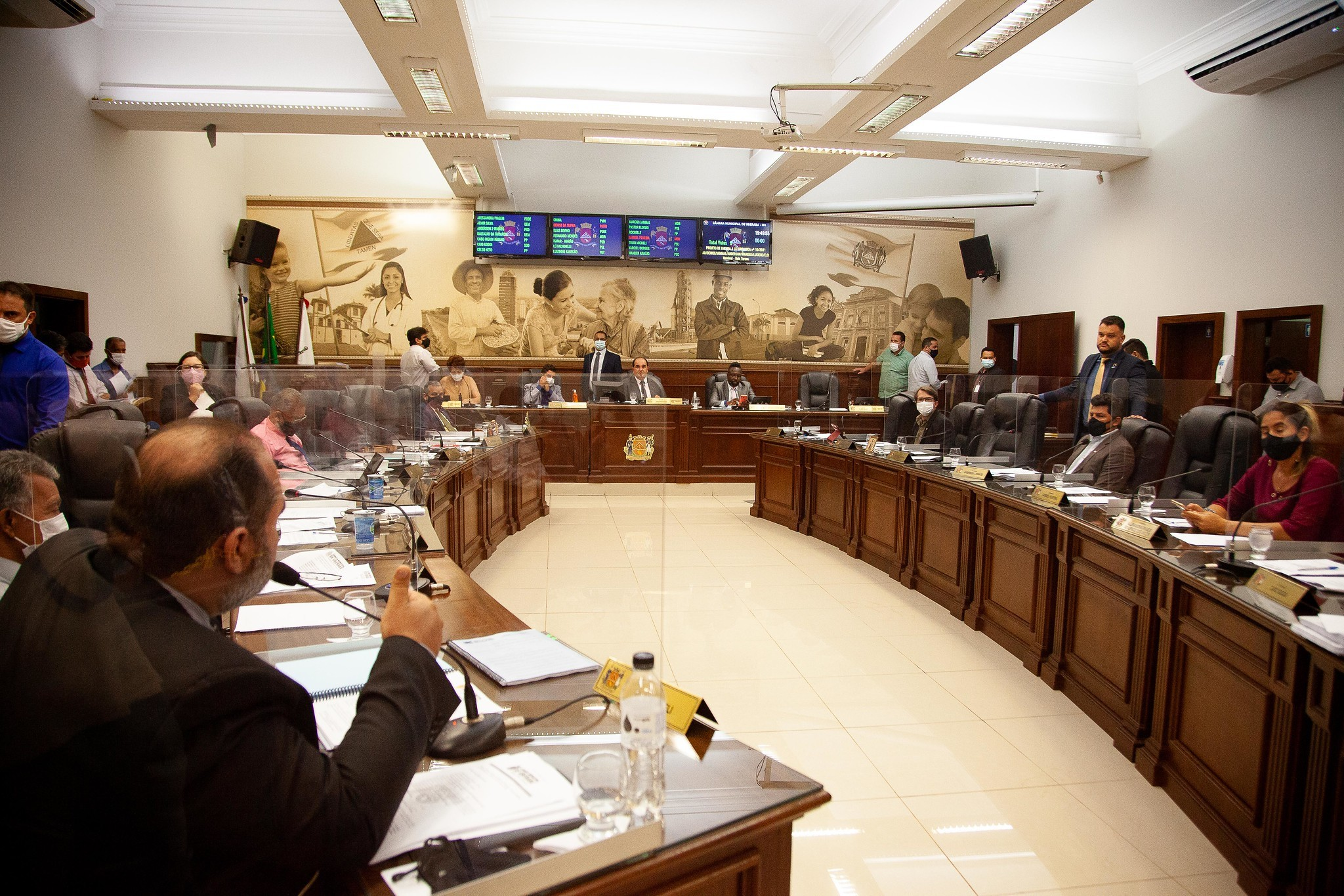 Vereadores aprovam exigência de análise do Conselho Municipal de Saúde na implantação de serviços do SUS em Uberaba