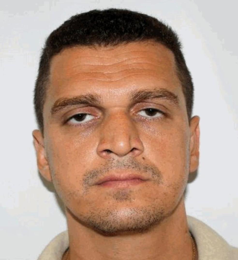 Eduardo Fauzi é suspeito de participar de ataque à produtora do Porta dos Fundos — Foto: Reprodução