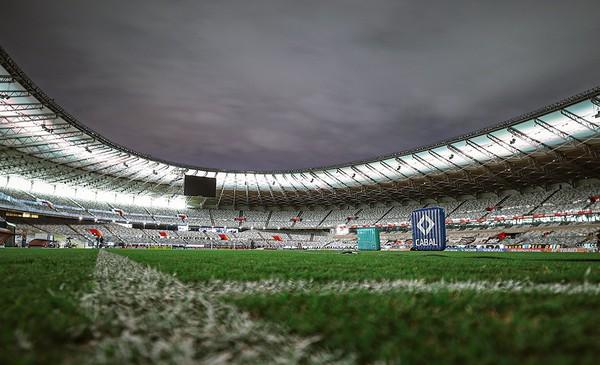 Estádio Mineirão; Atlético-MG — Foto: Twitter Atlético-MG