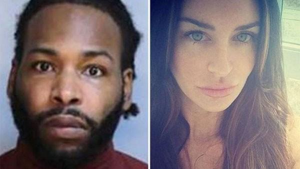 Jonathan Wesley Harris, de 30 anos, foi preso pelo assassinato da ex-coelhinha da Playboy Christina Carlin Kraft (Foto: Reprodução)
