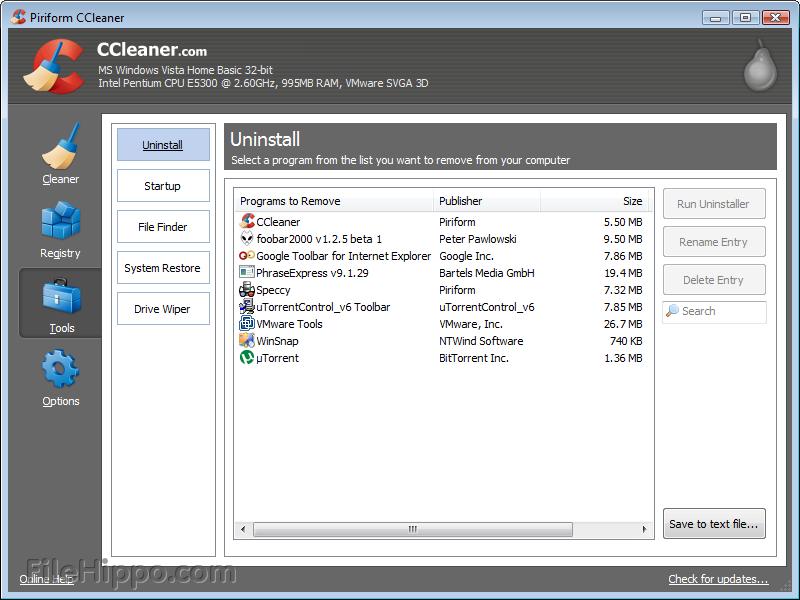 Ccleaner download techtudo 10 stopboris Image collections