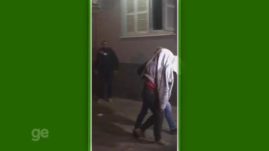 Polícia frustra sequestro da mãe do atacante Taison e prende suspeitos