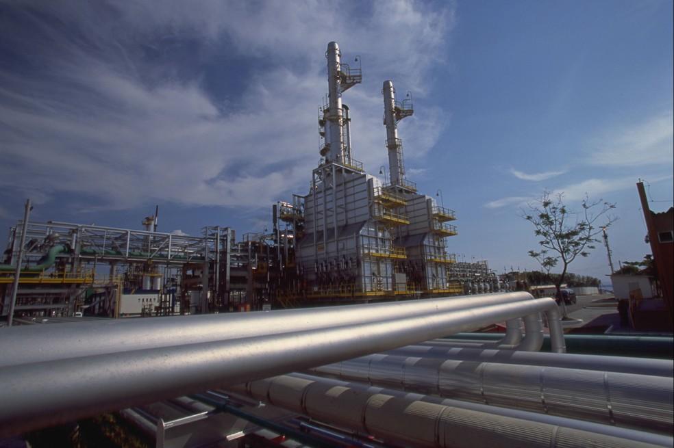 Petrobras faz parte do grupo de 20 empresas responsáveis por mais de 1/3 das emissões de gases do efeito estufa desde 1965 — Foto: Geraldo Falcão/Petrobras