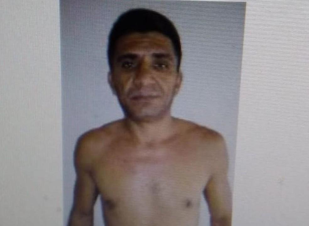 Foragido é recapturado trabalhando como monitor em clínica de reabilitação no AC — Foto: Divulgação/Iapen-AC