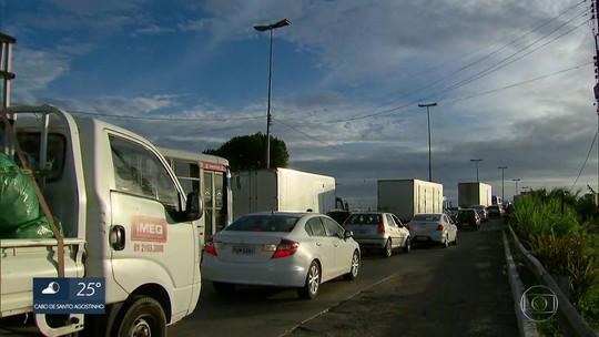Lombadas eletrônicas em três rodovias no Grande Recife são desligadas para evitar engarrafamentos na Semana Santa