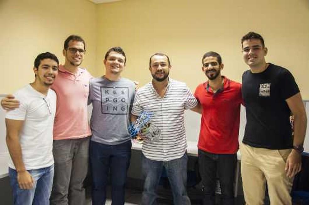 Satélite artificial será destinado à obtenção de dados do semiárido nordestino — Foto: Ribamar Neto/ Divulgação/UFC