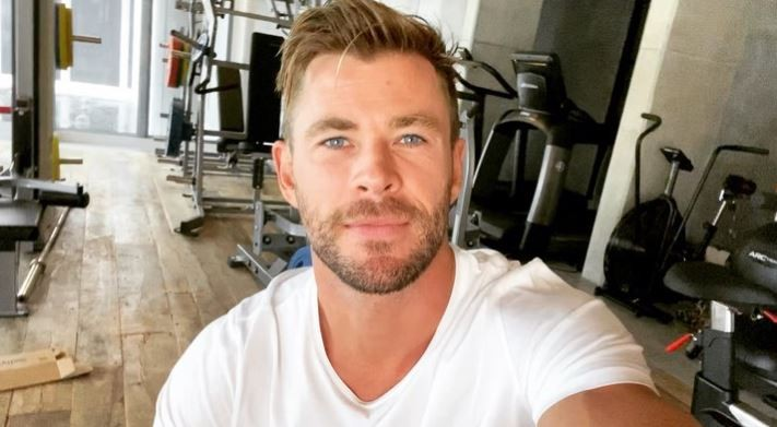 Chris Hemsworth (Foto: Instagram)