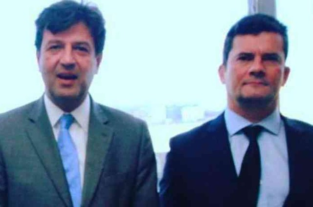Como Mandetta vê sua chapa com Moro para eleição de 2022 | Bela ...