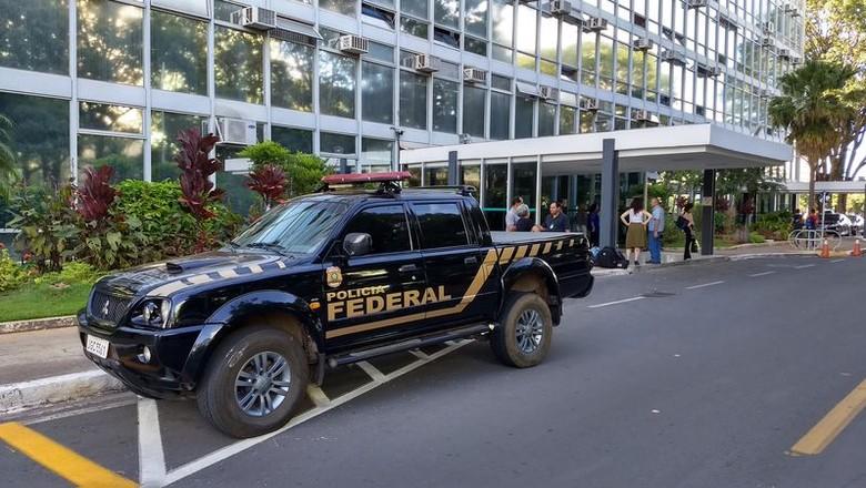 Polícia Federal  (Foto: Valter Campanato/Agência Brasil)