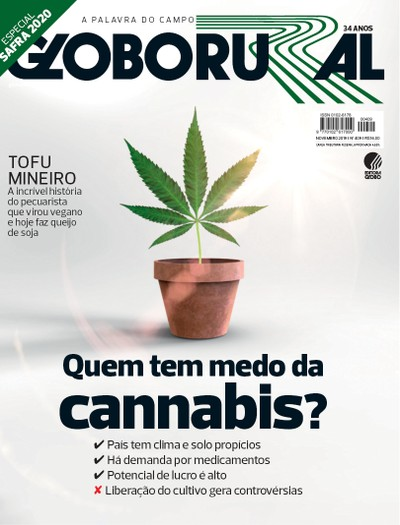 capa-novembro-cannabis-globo-rural (Foto: Globo Rural)