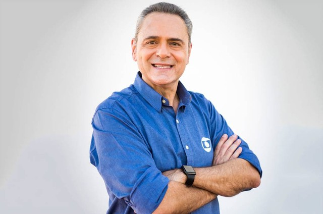 Luís Roberto (Foto: TV Globo)