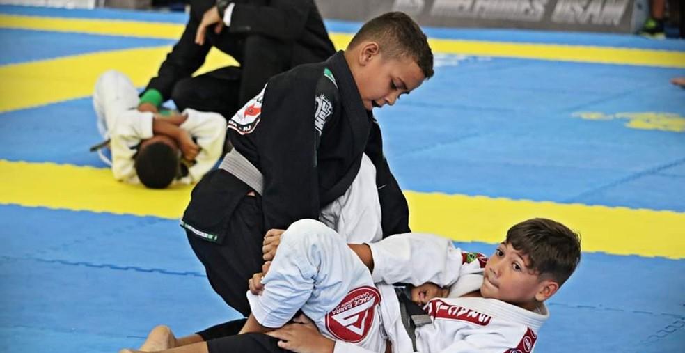 Paraibanos foram bem na competição e conseguiram destaque no quadro de medalhas — Foto: Divulgação / CBJJ