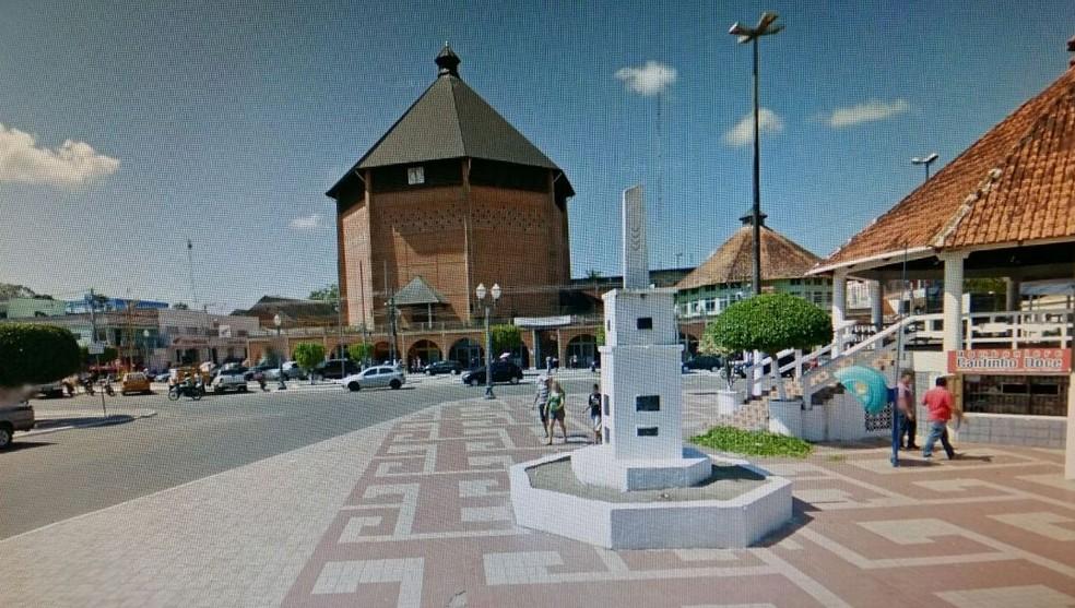 Historiador relembra monumento de 1904 que também foi destuído (Foto: Arquivo pessoal )