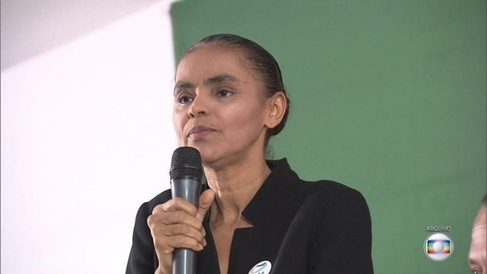 Presidente da Fundação Palmares exclui Marina Silva da lista de personalidades negras da instituição — Foto: JN