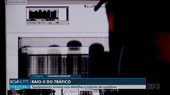 Receita Federal adota nova tática para apreender drogas no Porto de Paranaguá