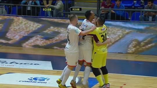 Rumo ao hepta! Carlos Barbosa está na final da Copa Libertadores de Futsal 2019