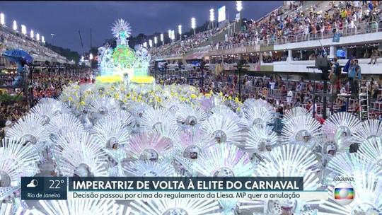 Manobra polêmica muda resultado do carnaval carioca pelo terceiro ano seguido.