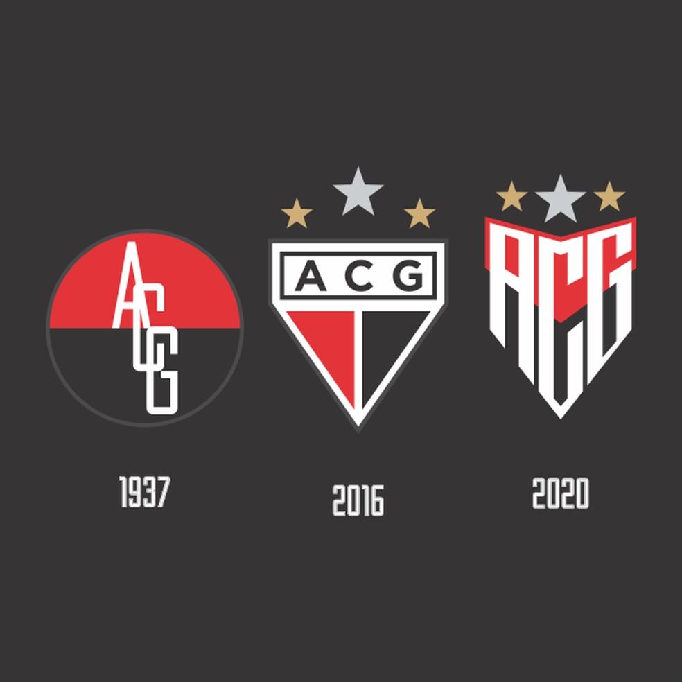 Atletico Go Revela Novo Escudo Atletico Go Ge