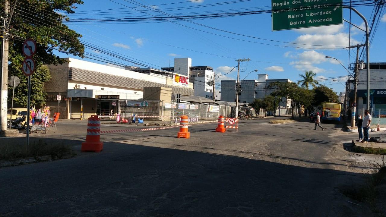 Rua das Nações passa a ter sentido único em Divinópolis