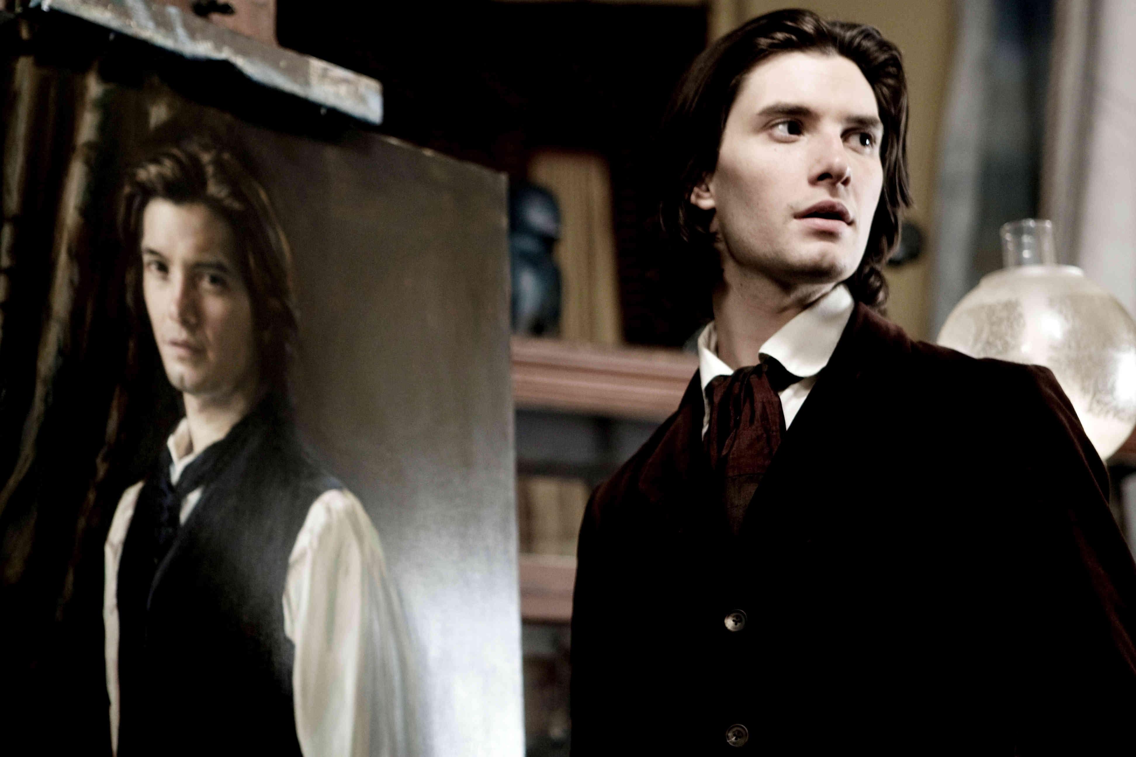 Cena do filme O Retrato de Dorian Gray (2009) (Foto: Divulgação)