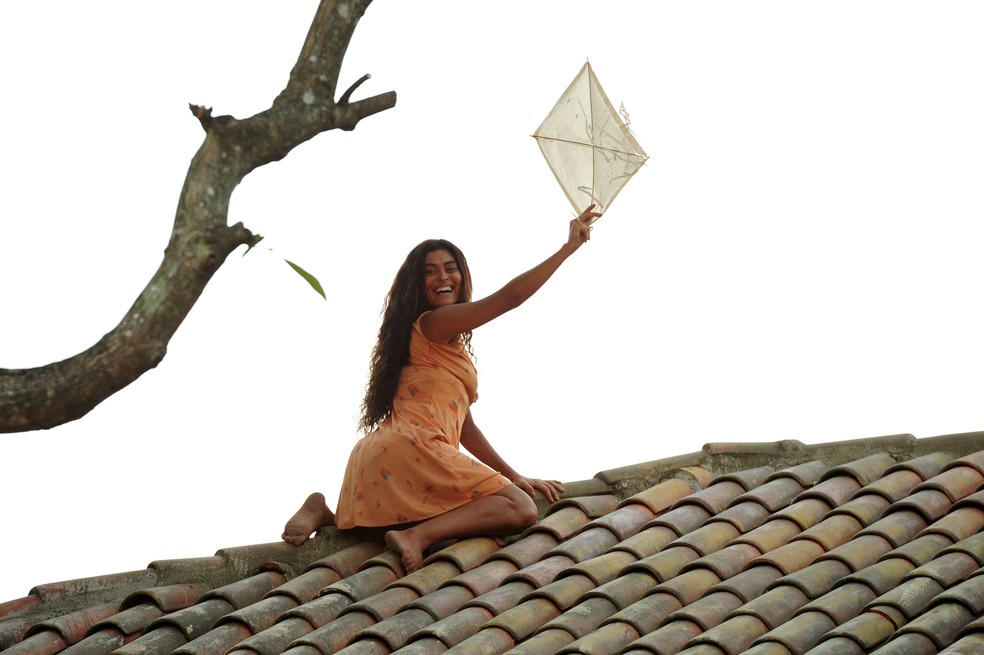 Juliana Paes em 'Gabriela' — Foto: Alex Carvalho/TV Globo