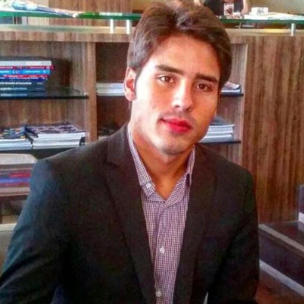 João Paulo Costa, eleito deputado estadual por Pernambuco. — Foto: Reprodução/Facebook