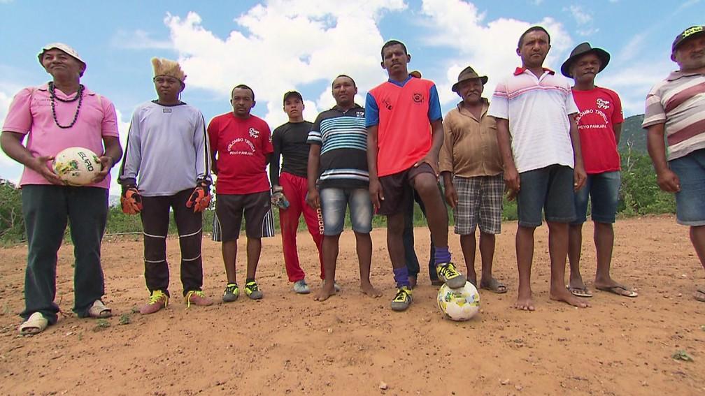 Comunidade Tiririca dos Crioulos é formada em sua essência por índigenas e negros (Foto: Reprodução)