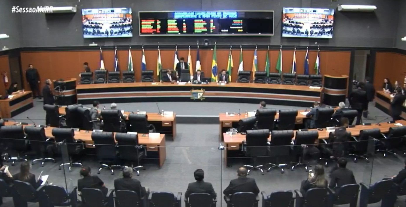 Ministérios Públicos do Trabalho e Estadual pedem à Justiça que obrigue Ale-RR a exonerar número excessivo de comissionados  - Notícias - Plantão Diário